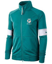 Nike Women's Miami Dolphins Historic Jacket