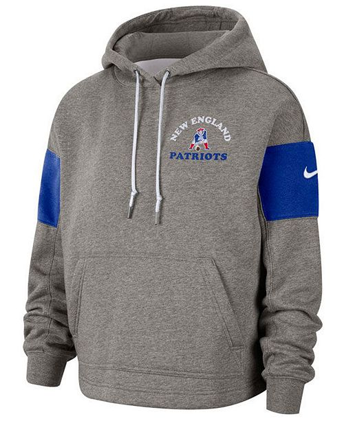 Nike Women's New England Patriots Historic Hoodie