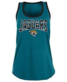 Women's Jacksonville Jaguars Contrast Tank