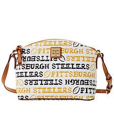 Dooney & Bourke Pittsburgh Steelers Doodle Suki Crossbody