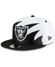 New Era Oakland Raiders Vintage Sharktooth 9FIFTY Cap