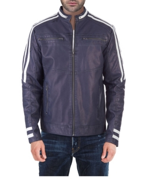 Men's Vintage Style Coats and Jackets X-Ray Racer Jacket $59.99 AT vintagedancer.com