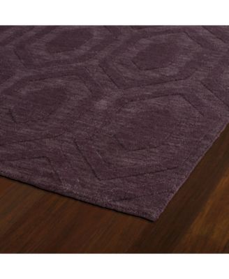 Imprints Modern IPM01-95 Purple 9'6