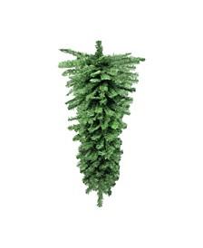 """48"""" Colorado Pine Artificial Christmas Teardrop Swag - Unlit"""