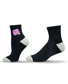 Unisex Cool Trendy Quarter Socks