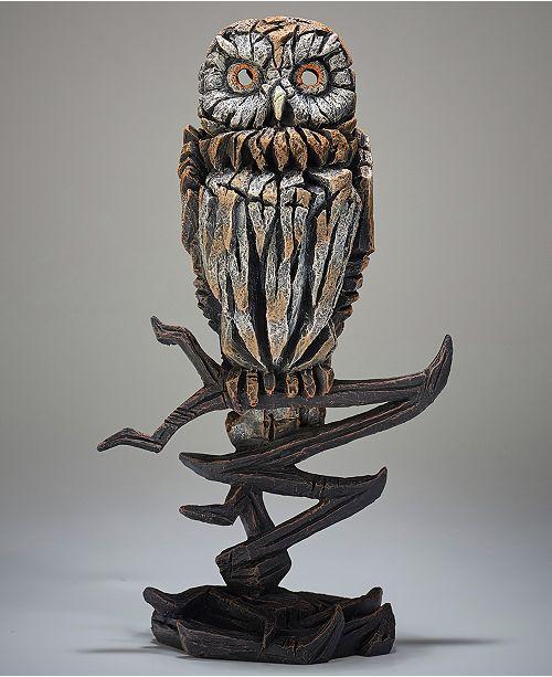 Enesco Edge Owl Figure