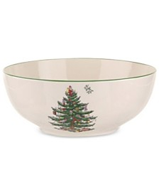 Spode Christmas Tree Round Bowl