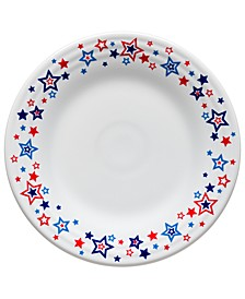 Americana Stars Lunch Plate