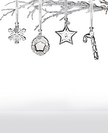 Waterford 2019 Crystal Mini Ornament Collection