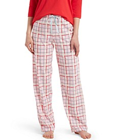 Women's Plaid Pajama Pants