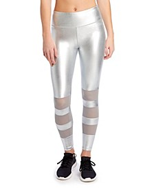 Metallic Performance Legging