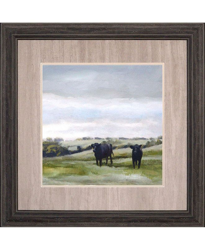 "Paragon To Pasture Fresh Framed Wall Art, 34"" x 34"""