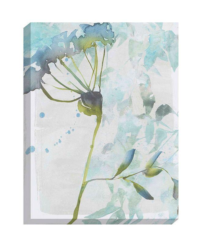 "Paragon Flower II- Gallery Wrap Wall Art, 48"" x 36"""