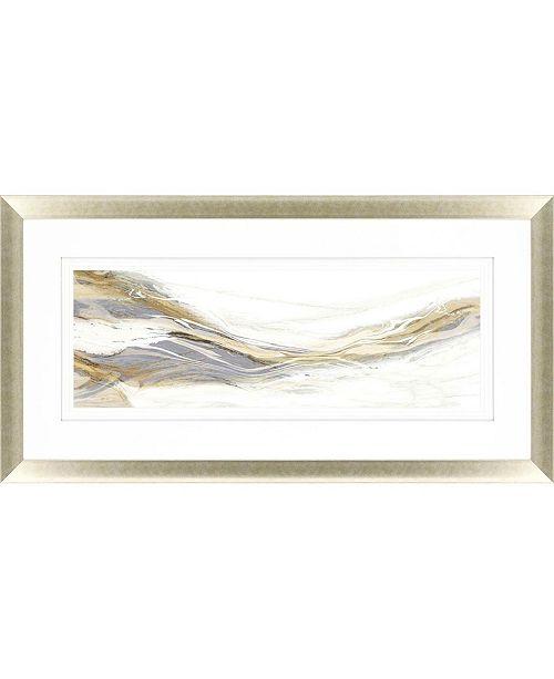 """Paragon Canyonlands Framed Wall Art, 33"""" x 65"""""""