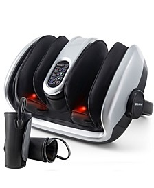 Foot, Calf and Leg Massager with Heat