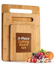 3-Piece Cutting Boards