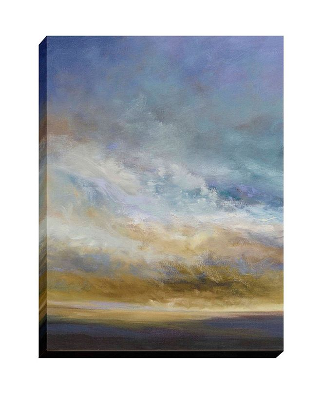 "Paragon Coastal- Gallery Wrap Wall Art, 40"" x 30"""