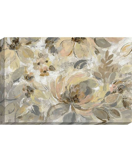 "Paragon Ivory- Gallery Wrap Wall Art, 32"" x 48"""