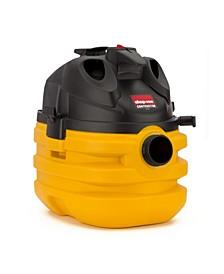 5 Gallon 6.0 Peak HP Contractor Portable Wet Dry Vacuum