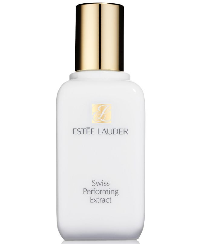 Estee Lauder Swiss Performing Extract for Dry and Normal/Combination Skin, 3.4 oz