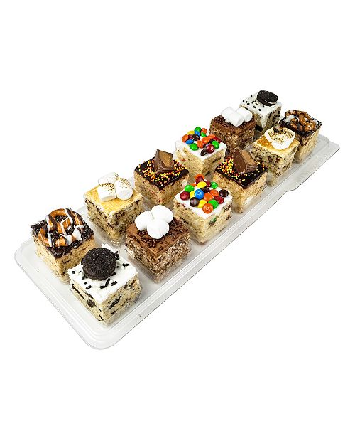 Treat House Selection of Hand Made Rice Krispie Treats