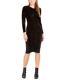 Karen Velvet Dress
