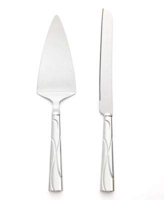 Serveware, Adorn Cake Knife & Server