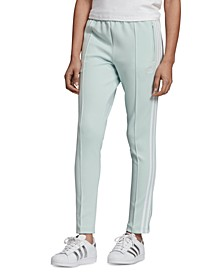 adidas Women's Originals adicolor Three-Stripe Track Pants
