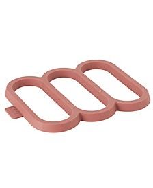 Leo Collection Silicone Trivet