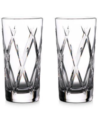 Gin Journeys Olann Hiball Glass Pair
