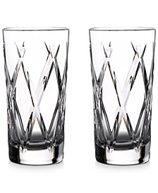 Gin Journeys Olann Hiball Glass Pair