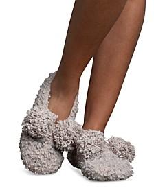 Lamby Bootie Slipper Sock