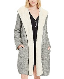 Women's Portola Faux Fur Reversible Robe