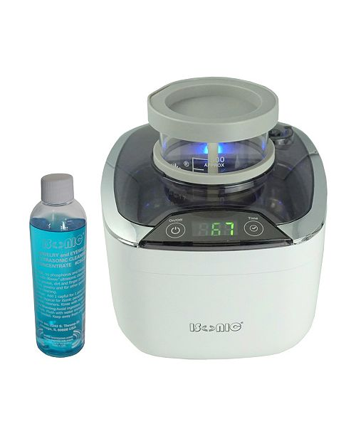 iSonic DS400B Miniaturized Commercial Ultrasonic Cleaner