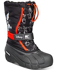 Disney x Sorel Big Boys Flurry Frozen 2 Boots