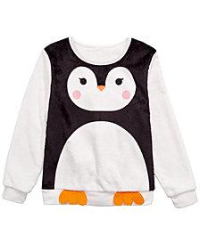 Evy of California Big Girls Penguin Sweatshirt