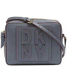 Tilly Stacked Logo Camera Bag, Created for Macy's