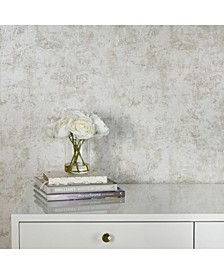 Distressed Gold Leaf Self-Adhesive Wallpaper