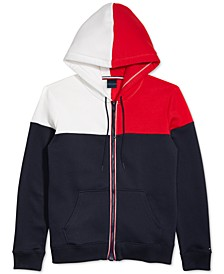 Women's  Emma Hoodie with Magnetic Closures