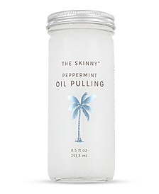 Peppermint Oil Pulling, 8.5oz