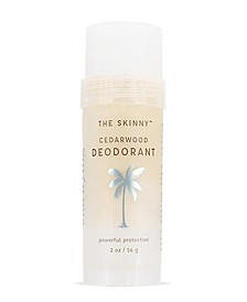 Natural Deodorant - Cedarwood