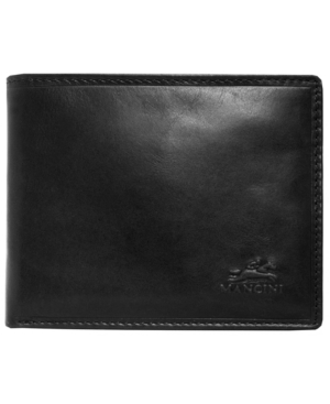 Boulder Collection Rfid Secure Billfold with Removable Center Wing Passcase