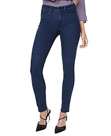 Alina Tummy Control Embellished Skinny Jeans