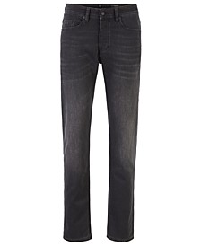 BOSS Men's Tapered-Fit Jeans
