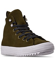 Women's Chuck Taylor All Star Hiker Boot High Top Casual Sneakers from Finish Line