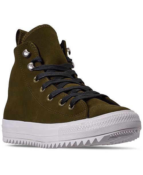 Converse Women's Chuck Taylor All Star Hiker Boot High Top Casual Sneakers from Finish Line