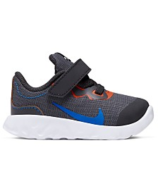 Nike Toddler Boys Explore Strada Stay-Put Closure Casual Athletic Sneakers from Finish Line