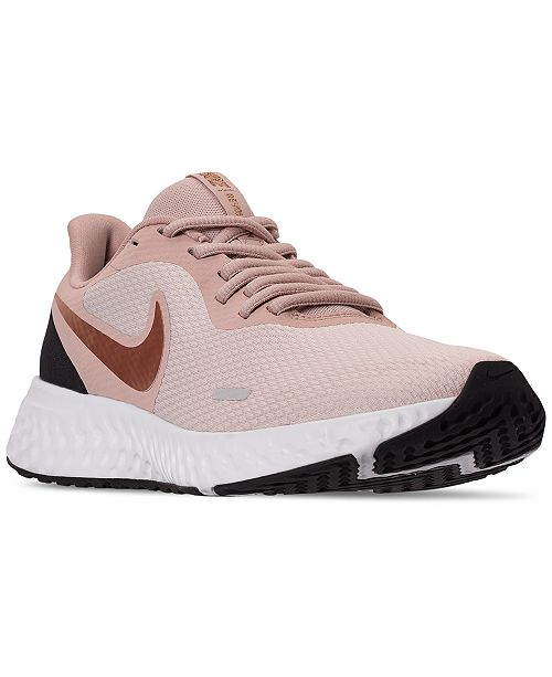 Nike Women's Revolution 5 Running Sneakers from Finish Line