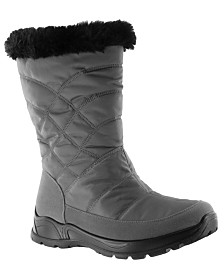 Easy Dry by Easy Street Cuddle Waterproof Boots
