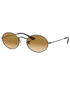 Sunglasses, RB3547N 54 OVAL